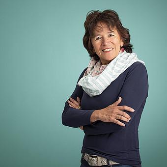 Geschäftsführerin Inga Benavidez