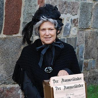 Gästeführerin Mutter Gerken aus Westerstede