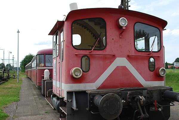 Die Museumseisenbahn Ammerland - Basel - Saterland